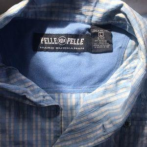 Men's summer Pelle Pelle vintage shirt never worn